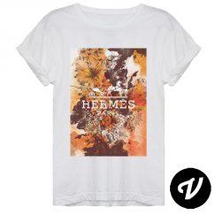 camiseta Hermes algas