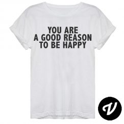 camiseta you are