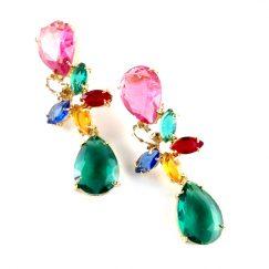 princess cristal multicolor
