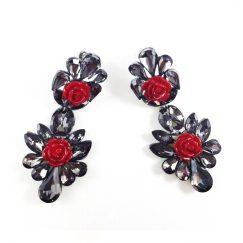 lagrima-princess-flores-negro2