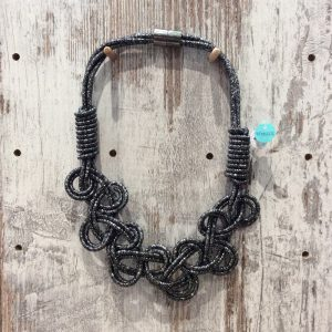 COLLAR CORDON negro